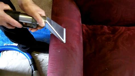 how to clean dirty upholstery how to clean dirty arm chair upholstery youtube
