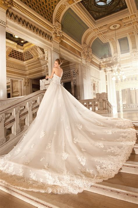 Cathedral Wedding Dress by Plus Size Wedding Gowns With Cathedral Trains Wedding