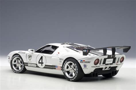 ford gt lm autoart ford gt lm spec ii race car 4 80515 in 1 18