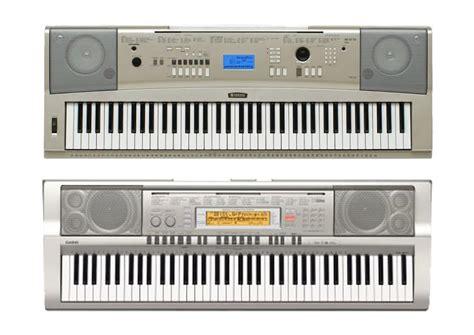 yamaha or casio keyboard which is better yamaha ypg 235 vs casio wk 200 musicalvs