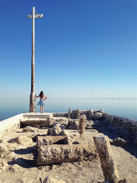 2 Story Houses by Apocalypse California Surreal Tourism Of The Salton Sea