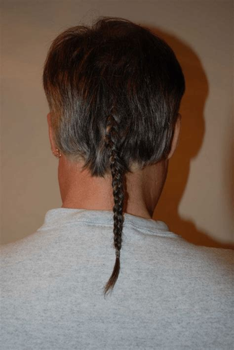 origin of the rat tail haircut 20 rat tail haircuts that will actually make you look better