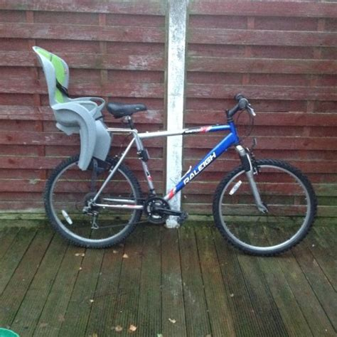 mountain bike front child seat mountain bike with child seat for sale in navan road d7