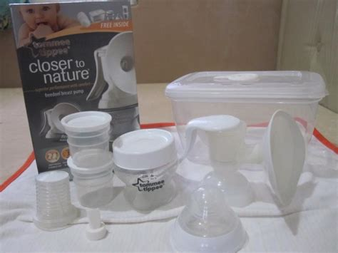 Pompa Asi Tommee Tippee Closer To Nature Manual Breast Breastpump 9 wts gt medela harmony tommee tippee manual pigeon