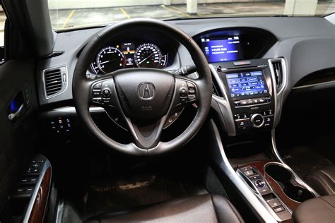 Acura Tlx Interior by Review 2015 Acura Tlx V6 P Aws Elite Canadian Auto Review