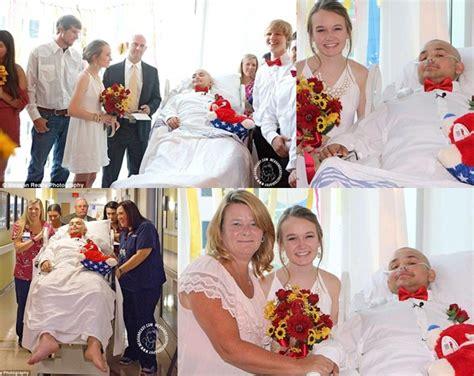 Wk Twiss Panjang Rs bikin terharu remaja pengidap kanker ini nikahi pacar di rumah sakit kabar berita artikel