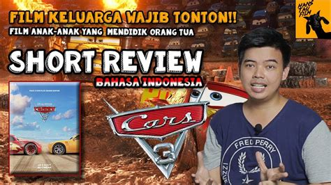 Youtube Film Cars 3 Bahasa Indonesia | cars 3 review bahasa indonesia short review youtube