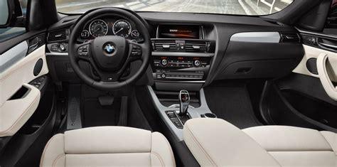 Bmw X4 Interior Photos by 2017 Bmw X4 M40 Release Date Price New Automotive Trends