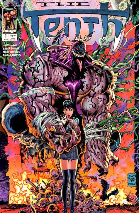 The Tenth the tenth volume comic vine