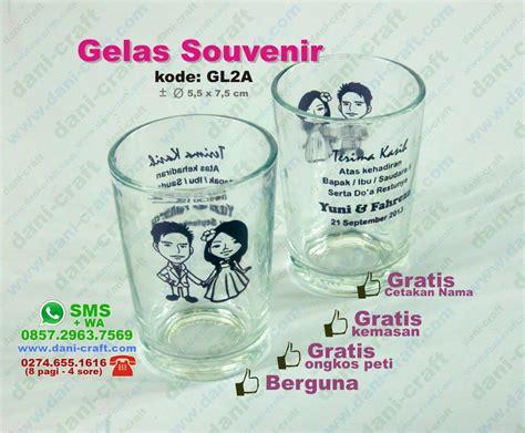 Souvenir Gelas Sablon Souvenir Pernikahan Souvenir Ulang Tahun 2 souvenir gelas murah gelas souvenir souvenir gelas nikah