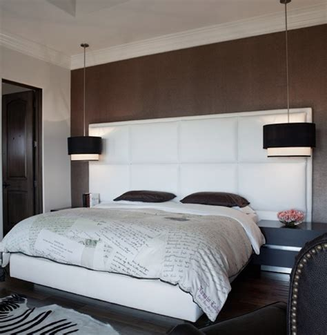 Bedroom Pendant Lighting | dramatic drum pendant lighting in your interiors