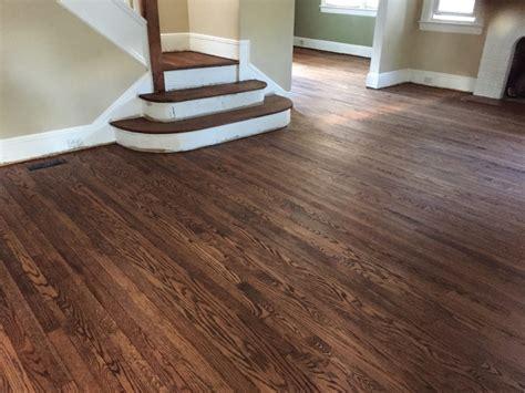 red oak or maple flooring floor matttroy
