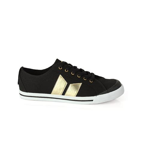 Original Macbeth Eliot Sneakers Black Gumsole buy macbeth eliot mens skate shoes black gold slashsport shop