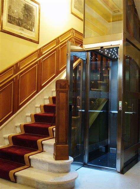 houses with elevators house elevator shaft dimensions homes design