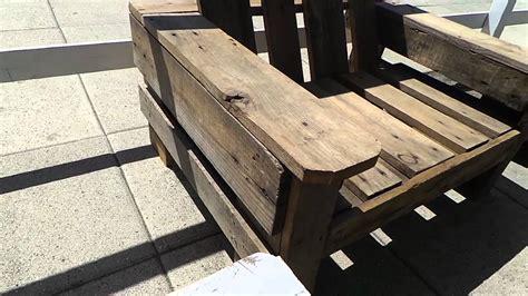 arredare con pedane di legno poltrone fatte con pedane o pallet