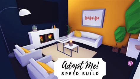 modern family home speed build roblox adopt