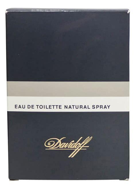 Parfum Davidoff The davidoff eau de toilette duftbeschreibung und bewertung