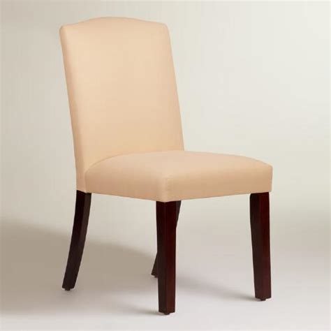 world upholstered dining chairs twill rena upholstered dining chair world market