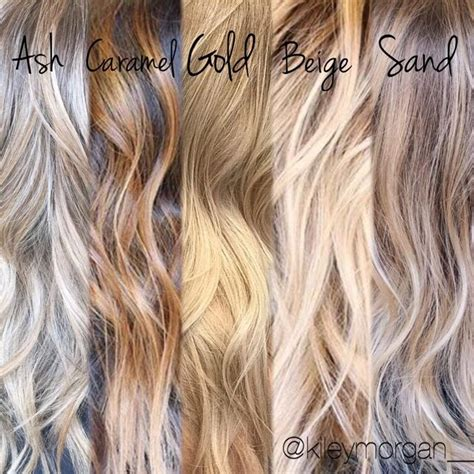 blonde different colours different shades of blonde hair color www pixshark com