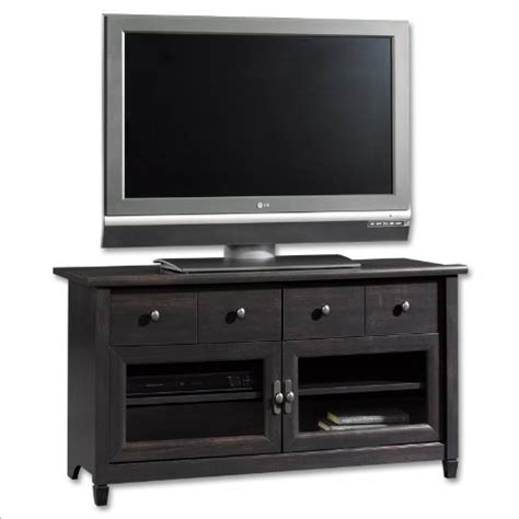 Cheap Tv Rack by Gt Cheap Sauder Edge Water Panel Tv Stand In Estate