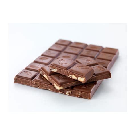 ikea chocolate choklad n 214 t milk chocolate bar w hazelnuts utz certified