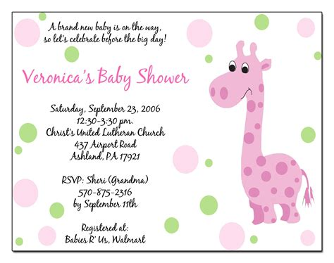 Baby Shower Invitation Free Baby Shower Invitation Templates Invitations Design Inspiration Free Baby Shower Templates