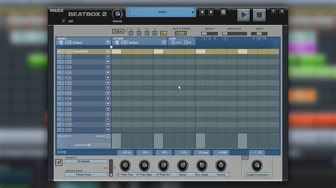 beatbox looping tutorial magix music maker 2016 tutoriales