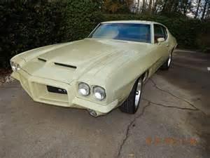 1972 Pontiac Lemans Gto 1972 Pontiac Lemans Gt Gto For Sale Photos Technical