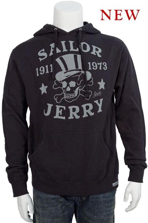 tattoo flash hoodie new mens rockabilly hoodie hoody sailor jerry top hat