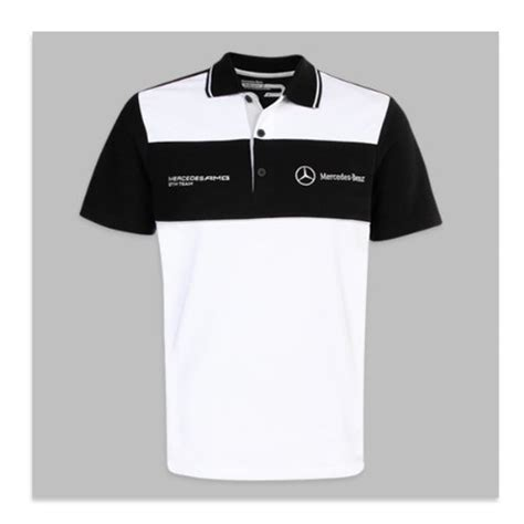 Polo Shirt Marcedes 3 genuine mercedes s motorsport polo shirt size 2xl buy in uae products in