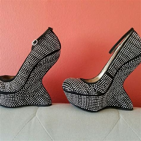 89 steve madden shoes sparkly black steve madden