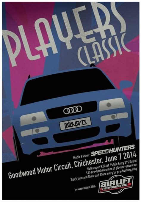 Calendar Shop Chichester Players Classic 2014 Carcal The Car Show Event