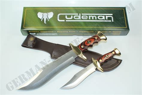 bowie knife shop cudeman bowie knife combo set german knife shop