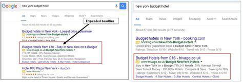 إعلانات موسعة على محرك بحث جوجل الأخبار التقنية Expanded Text Ads Template