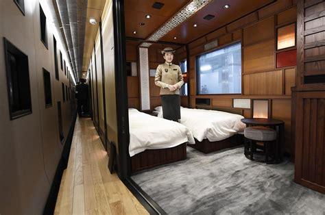 glitch strands luxury sleeper during nikko test run