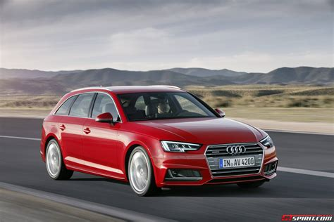 audi germany 2016 audi a4 range priced in germany gtspirit