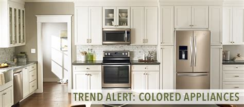 colored appliances trend alert colored appliances kitchen bath trends