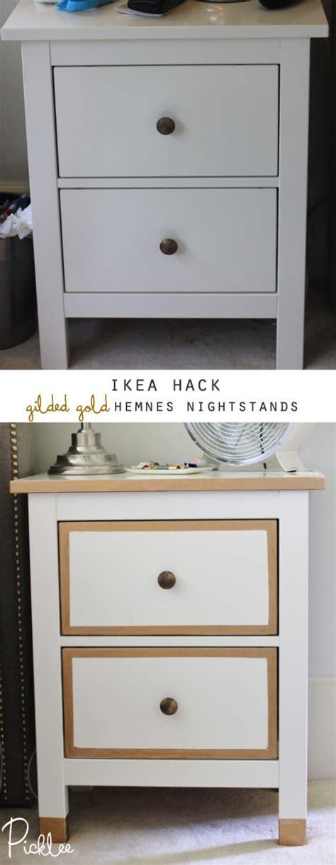 Ikea Arbeitszimmer Hack by Ikea Hemnes Nightstand Hack Nazarm