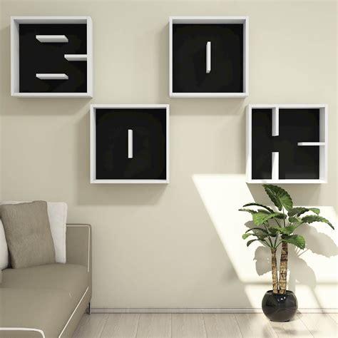 librerie cubi book composizione di 4 cubi libreria a parete