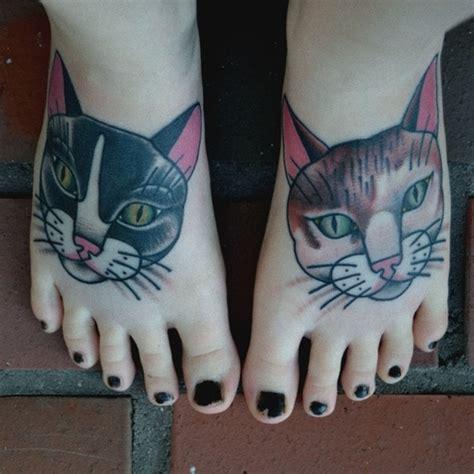 Tattoo Cat Feet | cat feet tattoos tattoo love pinterest
