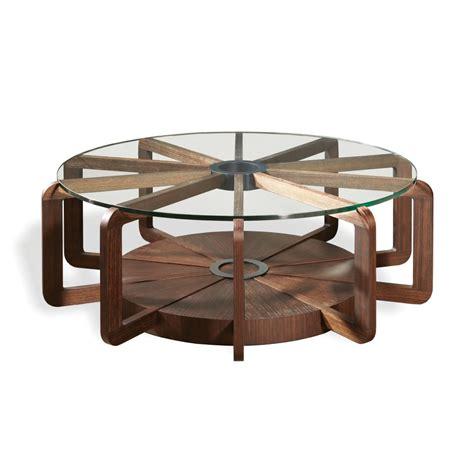 Radii Coffee Table Base   Matsuoka Furniture