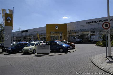 Auto Ummelden K Ln by Bilderbuch K 246 Ln Renault Niederlassung K 246 Ln Wei 223 Hausstrasse