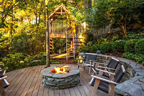 rustic backyard 15 amazing rustic deck designs that will enhance your outdoor living