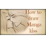 Drawing Tutorial How To Draw A Couple Kissing  YouTube
