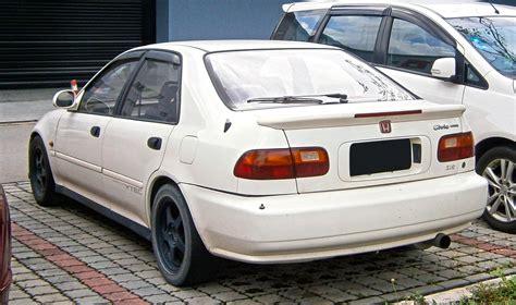 Modified Honda Civic Sir by File 1992 Honda Civic Ferio Sir Sedan Modified In