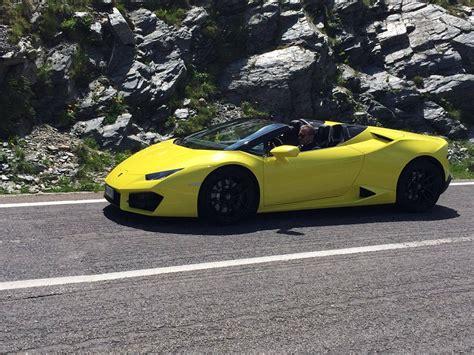 Lamborghini Commercial Lamborghini Supercars Back On Romania S Transfagarasan For
