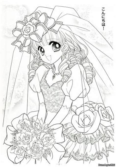 coloring pages japanese animation angels dover designs for coloring pesquisa do google