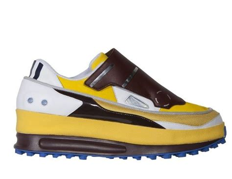 raf simons designs futuristic sneakers for adidas
