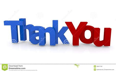 Thank You Letter Sign thank you sign stock photo image of illustration