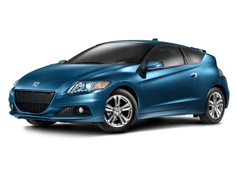 cr z honda honda cr z hybrid coupe gets sales incentive update